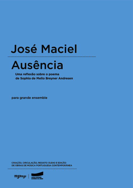 José Maciel | Ausência