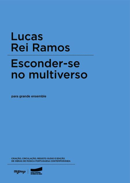 Lucas Rei Ramos | Esconder-se no multiverso