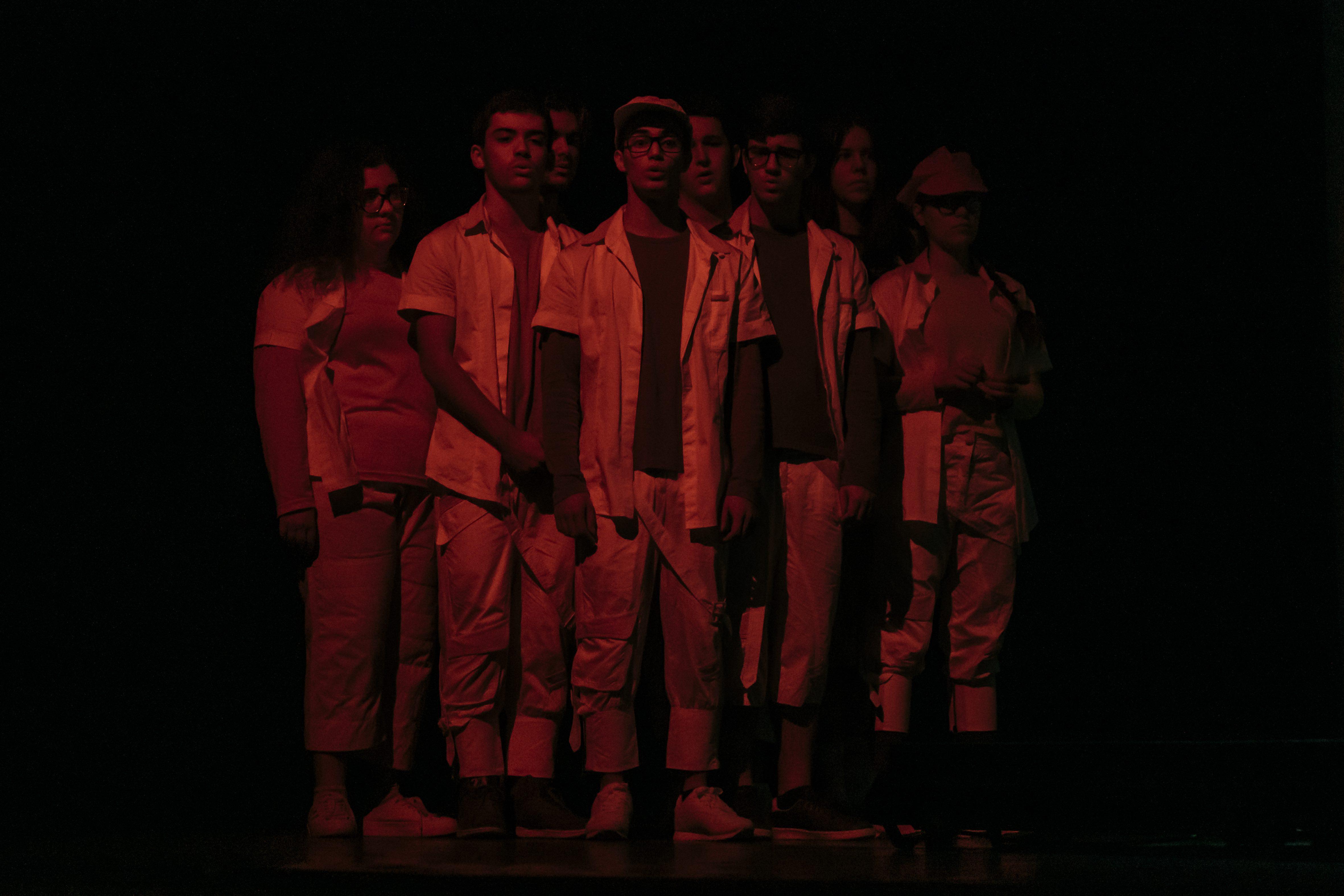Ninguém & Todo-o-Mundo (Coro do Conservatório de Música do Porto) | Fotografia de João Cruz / MPMP